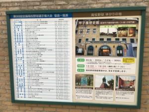 夏の甲子園2016~いざ! 東京から兵庫へ~(1)13