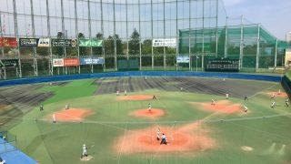 追いつき追われる打撃戦だった、春季東京都高等学校野球大会準々決勝「国士舘 – 関東一」
