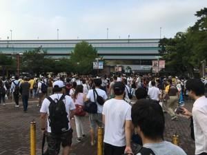夏の甲子園2016~きっちり抑えた聖光学院、3回戦「東邦 - 聖光学院」~(13)2