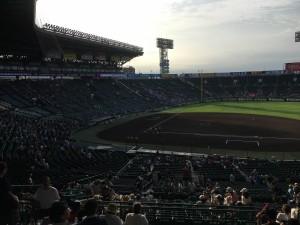 準々決勝「常総学院 - 秀岳館」~(17)13