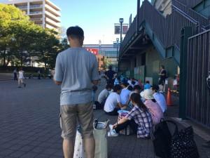 決勝「作新学院 - 北海」~(29)4