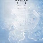 今年のWHITE KITTEは2種類の演出の顔が楽しめる!