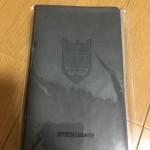 早稲田大学に行ってもグッズを買ってきました(笑)。