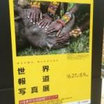 写真から考える世界の出来事、「世界報道写真展2015」