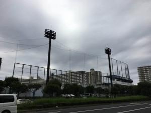 秋季東京都高等学校野球大会「堀越 - 目白研心」1