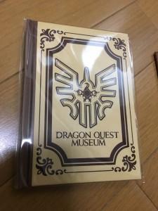 ドラゴンクエストミュージアムのグッズが届きました。3