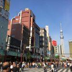 浅草の「三社祭」の雰囲気を見に行ってきました。