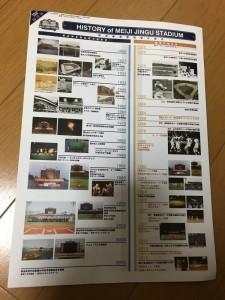 明治神宮外苑創建90年記念奉納試合「東京六大学選抜 VS 東京ヤクルトスワローズ」を観戦してきました。1