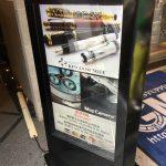 落ち着いた店内の雰囲気に、中古も扱っている筆記具専門店「キングダムノート」
