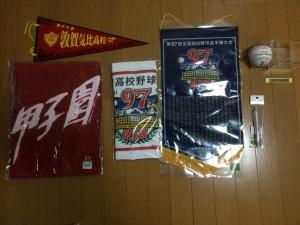 「第97回全国高校野球選手権大会」を見に行ってきました!(16)~お土産~(2)