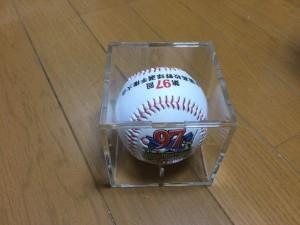 「第97回全国高校野球選手権大会」を見に行ってきました!(16)~お土産~(4)