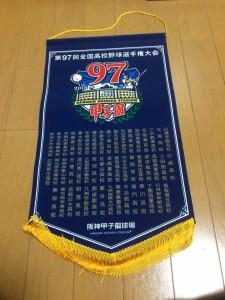 「第97回全国高校野球選手権大会」を見に行ってきました!(16)~お土産~(6)