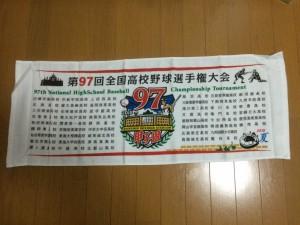 「第97回全国高校野球選手権大会」を見に行ってきました!(16)~お土産~(7)
