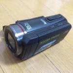 サブとしてビデオカメラ「GZ-RX500」を買っちゃいました!