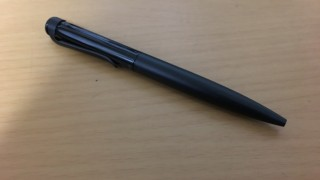 ペリカンのボールペン「ストラ」を買っちゃいました。