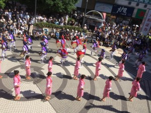 「第29回フェスタまちだ2015 町田エイサー祭り」(12)