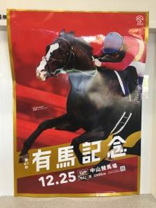独特な盛り上がりの雰囲気を感じた「第61回 有馬記念」5