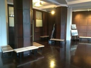 雰囲気がいい「旧東京中央郵便局室」(9)
