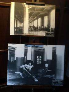 雰囲気がいい「旧東京中央郵便局室」(10)