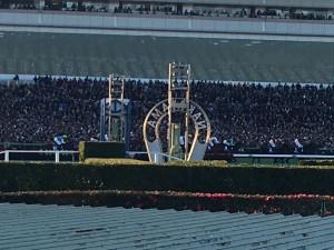 独特な盛り上がりの雰囲気を感じた「第61回 有馬記念」18