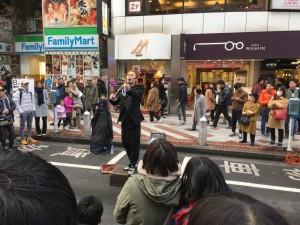今年も様々な大道芸が楽しめた「ヘブンアーティスト IN SHIBUYA」3