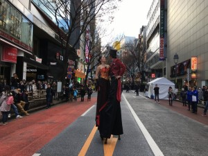 今年も様々な大道芸が楽しめた「ヘブンアーティスト IN SHIBUYA」5