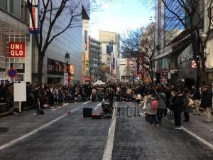 今年も様々な大道芸が楽しめた「ヘブンアーティスト IN SHIBUYA」7
