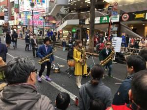 今年も様々な大道芸が楽しめた「ヘブンアーティスト IN SHIBUYA」8