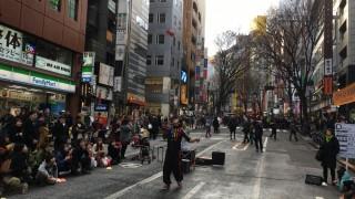 今年も様々な大道芸が楽しめた「ヘブンアーティスト IN SHIBUYA」