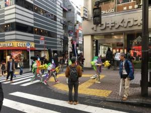 今年も様々な大道芸が楽しめた「ヘブンアーティスト IN SHIBUYA」12