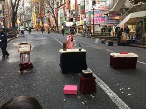 今年も様々な大道芸が楽しめた「ヘブンアーティスト IN SHIBUYA」15