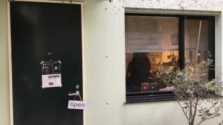 小さなお店ですが、万年筆の独特な雰囲気が感じられた「BUNGUBOX」