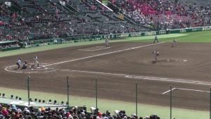 センバツ2016を見に行ったぞ!~敦賀気比 VS青森山田(下)~(31)9