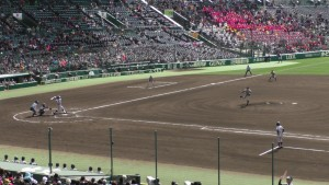 センバツ2016を見に行ったぞ!~敦賀気比 VS青森山田(下)~(31)12