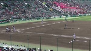 センバツ2016を見に行ったぞ!~敦賀気比 VS青森山田(下)~(31)13
