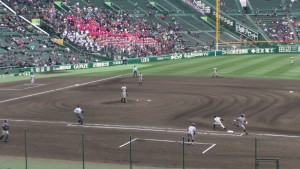 センバツ2016を見に行ったぞ!~敦賀気比 VS青森山田(下)~(31)16