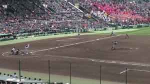 センバツ2016を見に行ったぞ!~敦賀気比 VS 青森山田(上)~(30)20