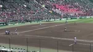 センバツ2016を見に行ったぞ!~敦賀気比 VS青森山田(下)~(31)20