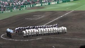 3回戦「日南学園 - 北海」~(16)6