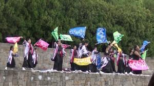 「ザ・よさこい! 大江戸ソーラン祭り」(上)(3)