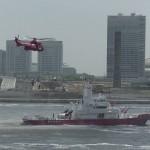 迫力ある消防訓練や演出が楽しめた、「第68回 東京みなと祭」(下)
