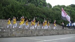 「ザ・よさこい! 大江戸ソーラン祭り」(上)(10)