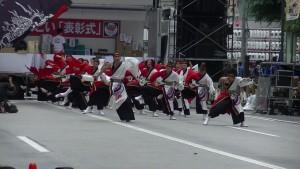 「第16回 東京よさこい」~10月11日:アゼリア通り(1)~(6)14