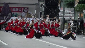 「第16回 東京よさこい」~10月11日:アゼリア通り(1)~(6)15