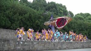 「ザ・よさこい! 大江戸ソーラン祭り」(中)(16)