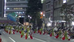 「第16回 東京よさこい」~10月11日:アゼリア通り(3)~(8)5