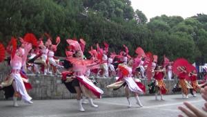 「ザ・よさこい! 大江戸ソーラン祭り」(中)(21)