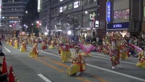 「第16回 東京よさこい」~10月11日:アゼリア通り(4)~(9)3