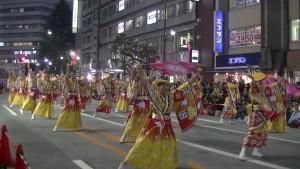 「第16回 東京よさこい」~10月11日:アゼリア通り(4)~(9)5