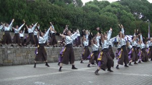 「ザ・よさこい! 大江戸ソーラン祭り」(中)(1)